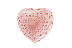 Free Fractal Red Heart png_by PaMonk