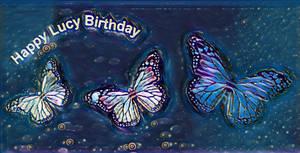 Happy Lucy Birthday