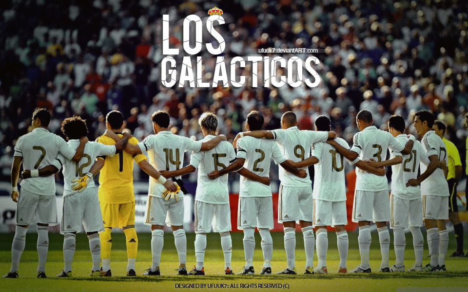 real madrid galacticos