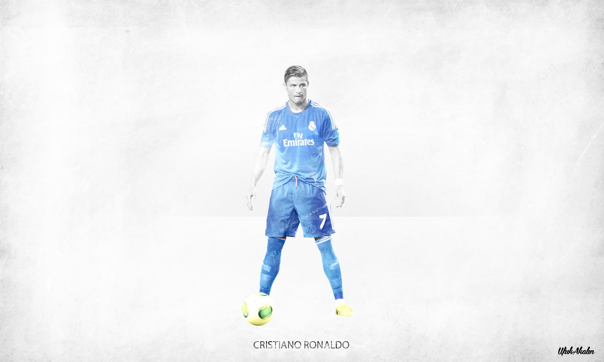 Cristiano Ronaldo Wallpaper By Ufuuk7 On Deviantart