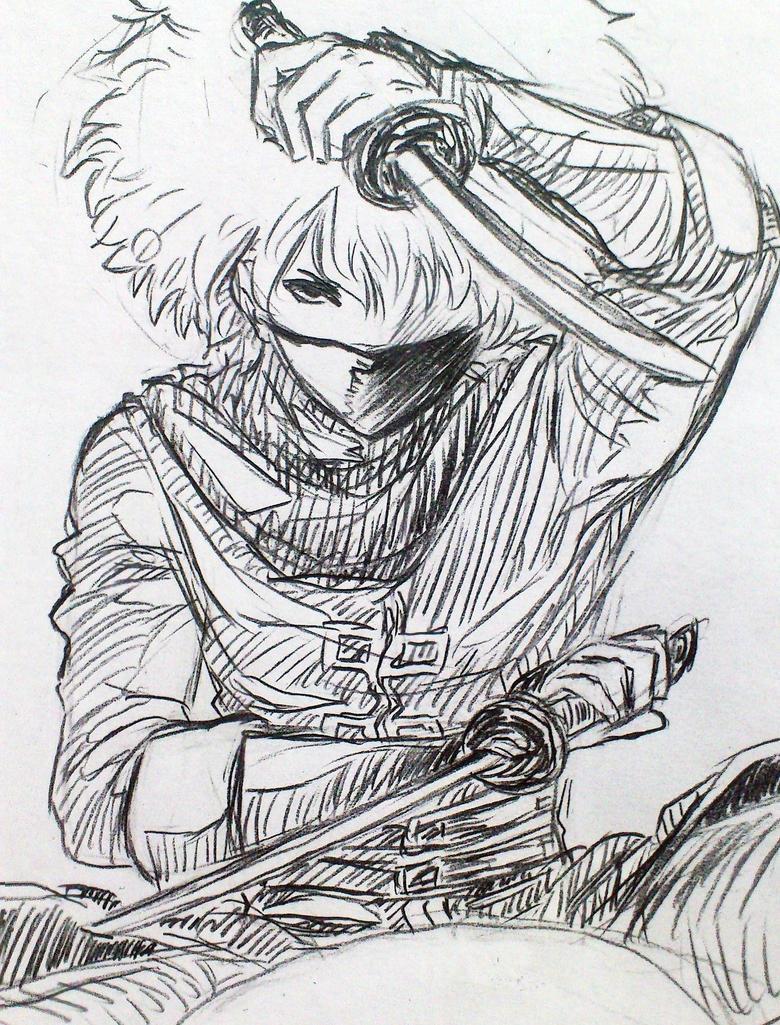 Saitou (chapter 534) by DieKami