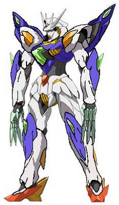 XVM-FZC-WW Gundam Wyvern Legilis