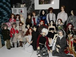 Doll Family May 2012