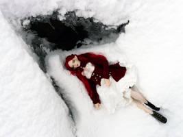 Red Snow - Victim by idrilkeeps