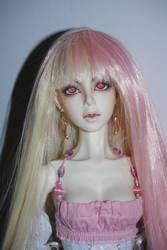 Charlotte - split wig by idrilkeeps