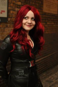 London - Black Widow cosplay