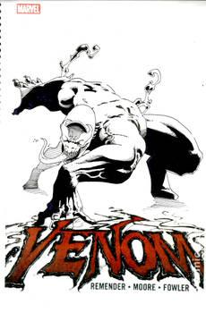 Venom, heroic Landing