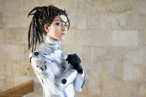 StarCraft: Heart of the Swarm. Sarah Kerrigan