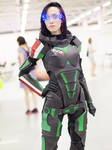 Shepard cosplay