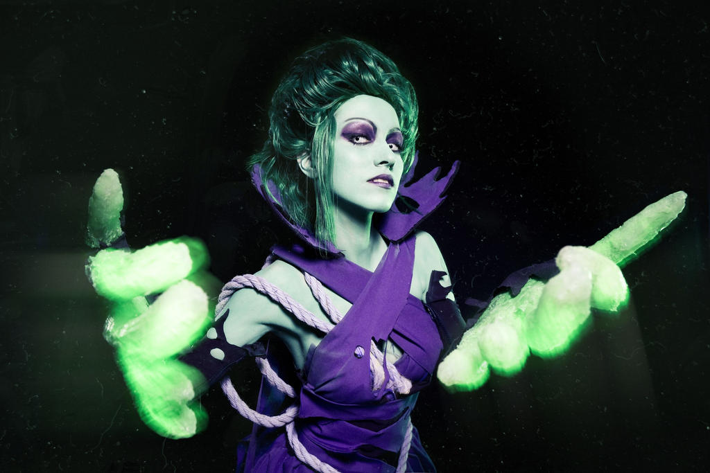 death prophet dota 2 by feyische on deviantart