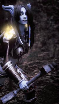World of Warcraft (Draenei Warrior) 4