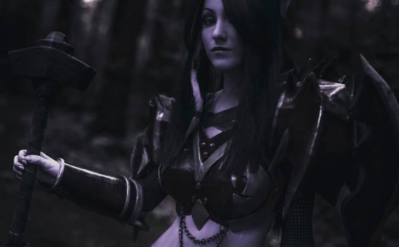 World of Warcraft (Draenei Warrior) 6