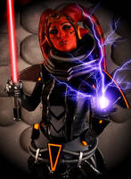 Star Wars: The Old Republic - Sith Inquisitor 5 by Feyische