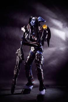 World of Warcraft (Draenei Warrior) 7