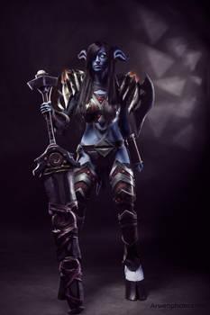 World of Warcraft (Draenei Warrior) 8