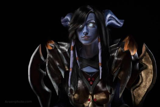 World of Warcraft (Draenei Warrior) 9