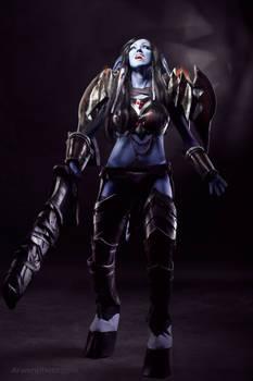 World of Warcraft (Draenei Warrior) 10
