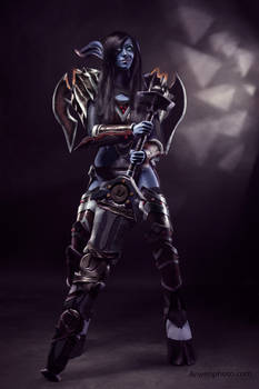 World of Warcraft (Draenei Warrior) 12
