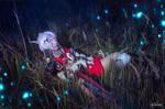 World of Warcraft (Night Elf Hunter) 1 by Feyische
