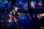 World of Warcraft (Night Elf Hunter) 3 by Feyische