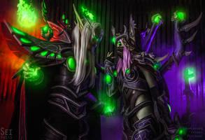 HotS - Master Sylvanas and Master Kael'thas 4