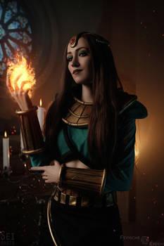 Diablo 2 - Sorceress (5)
