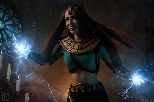 Diablo 2 - Sorceress (6)