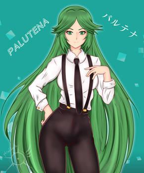 Elegant Palutena