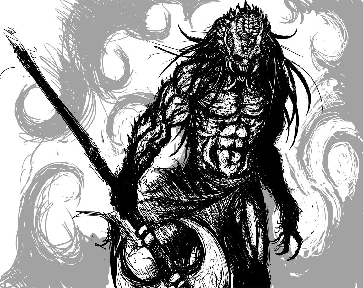 Bad Blood Troll Pred by Abelardo on DeviantArt