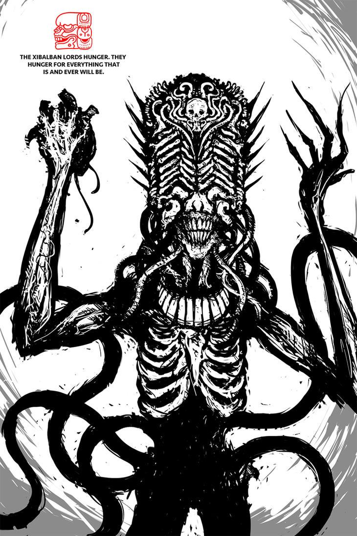 --------- Carrion eater ----------- by Abelardo