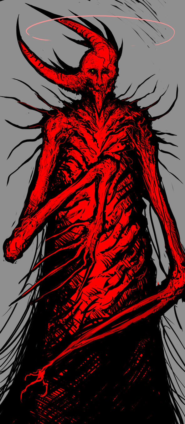 infernal by Abelardo