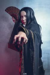 Thunderbolt Fantasy - Betsu Ten Gai by Aleke