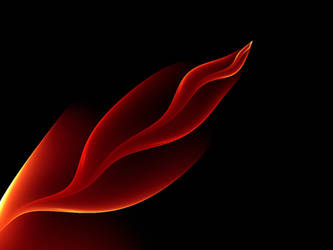 red flame by s-t-p