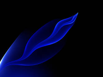 blue flame by s-t-p