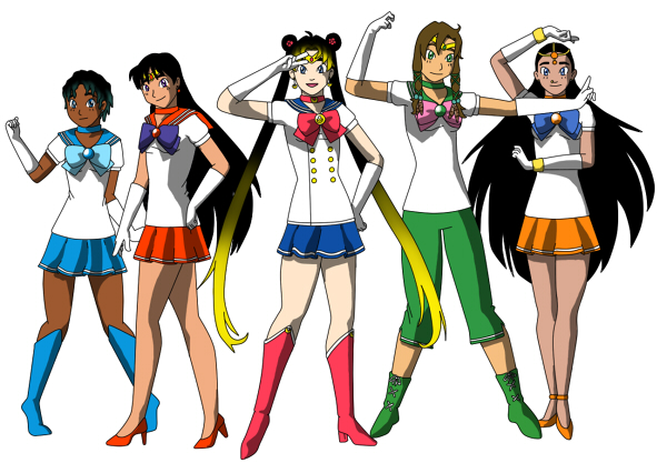 Sailor Moon by Fenrir-son-of-Loki