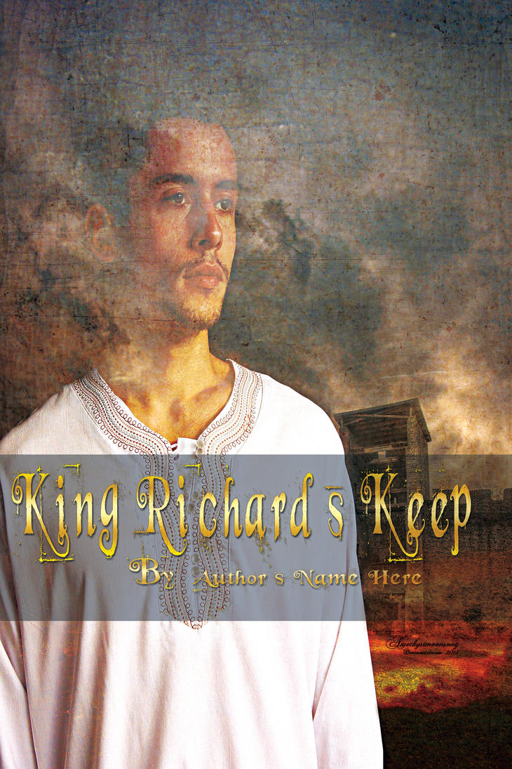 King Richards Keep Book Cover by amethystmstock