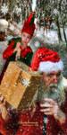 Santas Helper by amethystmstock