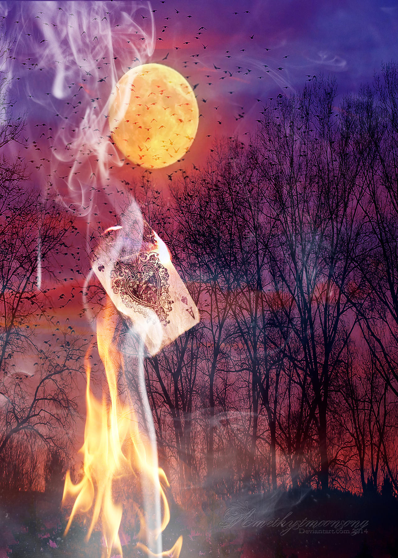 Burn Your Burdens