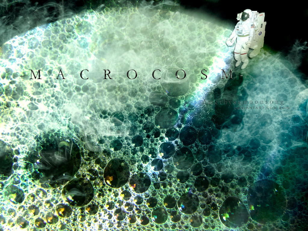 Macrocosm-The Universe by amethystmstock