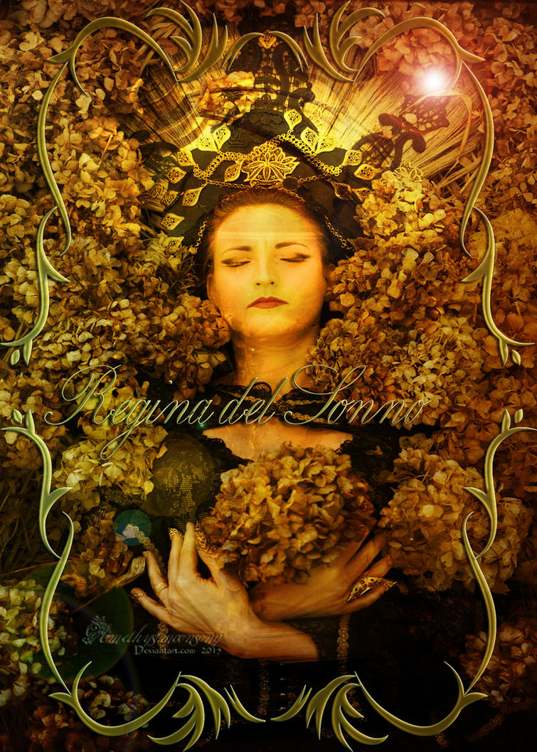 Queen of Sleep by amethystmstock