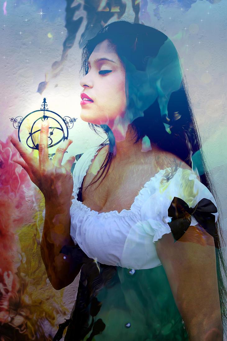 Astrolabe by amethystmstock
