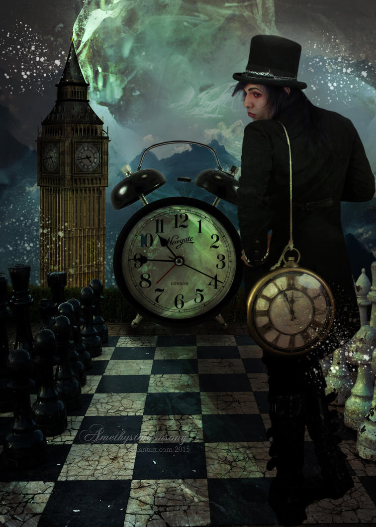 Time Waits for No One by amethystmstock