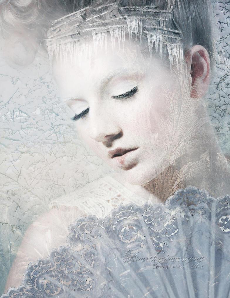 Snow Queen by amethystmstock