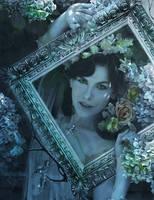 Lady Blue by amethystmstock