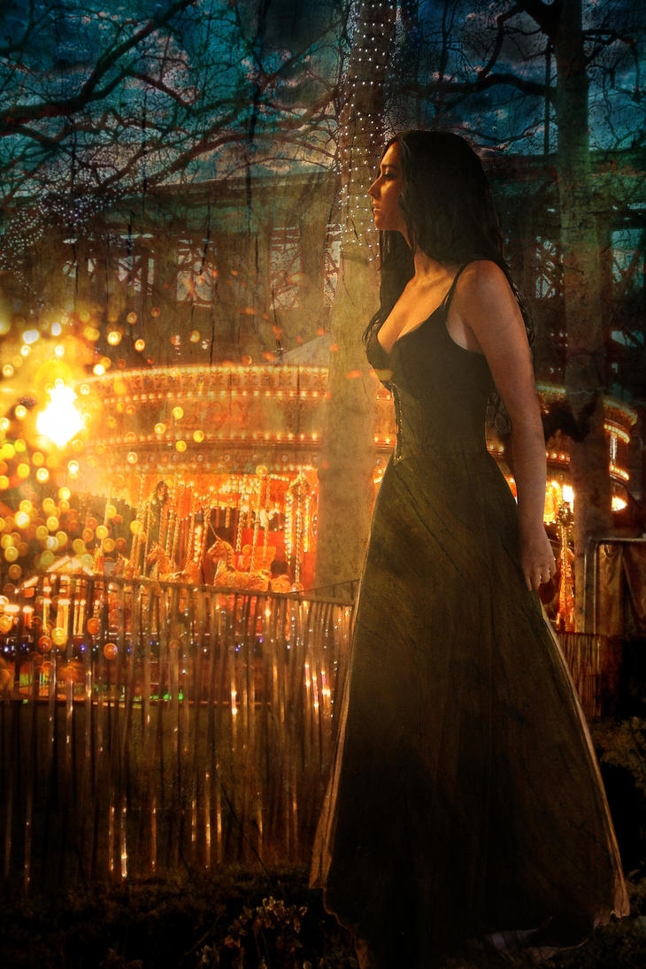 London Nights by amethystmstock