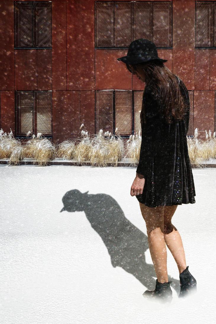 Winter Solitude by amethystmstock