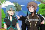 [BNHA OC] Patrol At The Internships
