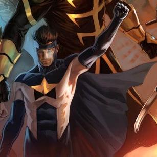 Marvel Boy / Chris Higgins by thepuckmonster
