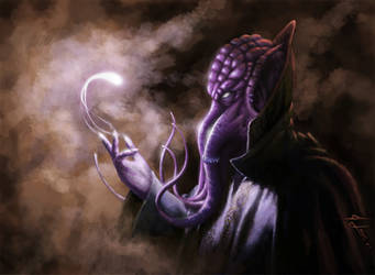 The Mind Flayer