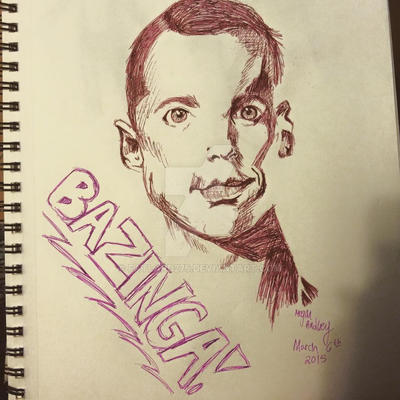 BAZINGA! by FatLard275